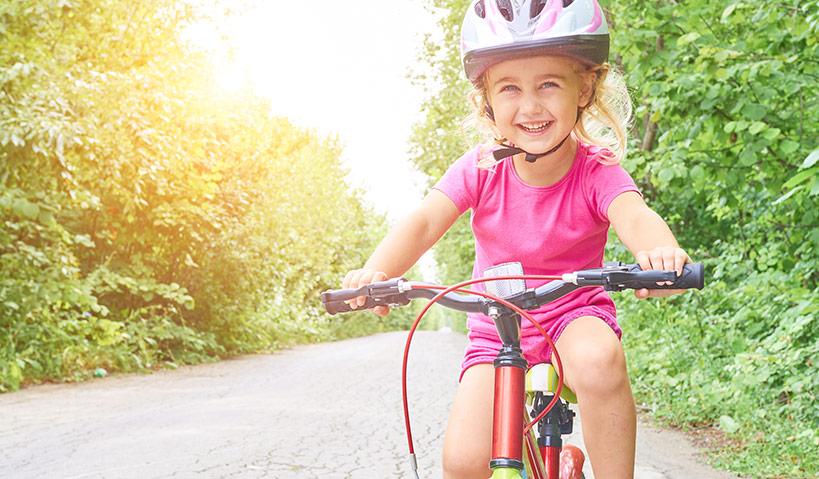 Balanscyklar är barncyklar utan pedaler