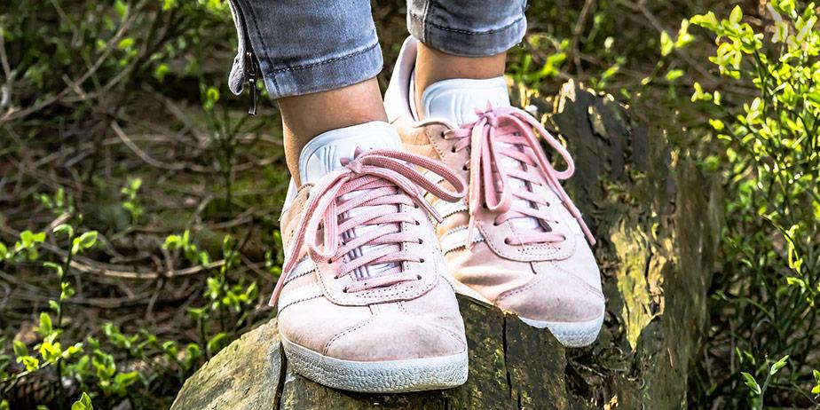 Handla skor som är bra för dina fötter